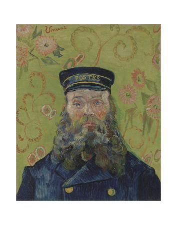 The Postman (Joseph-Etienne Roulin), 1889