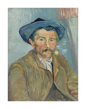 The Smoker (Le Fumeur), 1888