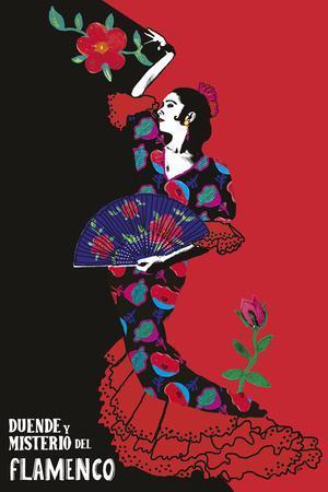 Flamenco Graphic