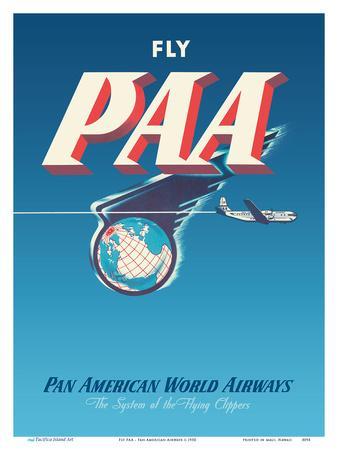 Fly PAA - Pan American Airways