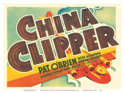 China Clipper - Starring Pat O?Brian, Humphrey Bogart, Marie Wilson