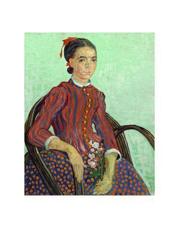 La Mousmé, 1888