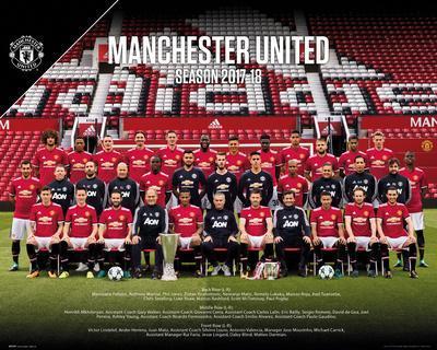 Manchester United - Team 17/18