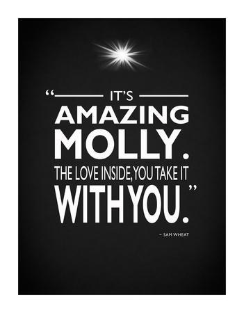 Ghost Its Amazing Molly