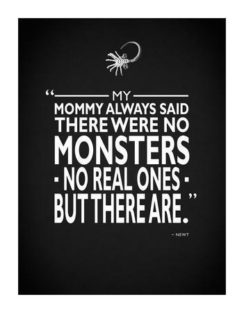 Aliens - No Monsters