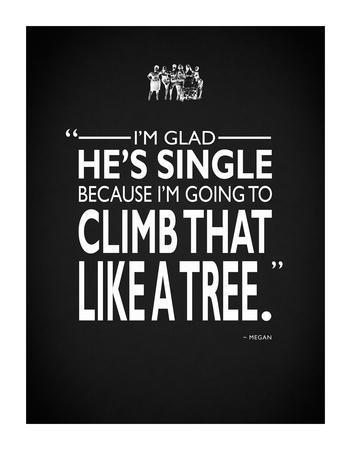Bridesmaids Climb Like A Tree