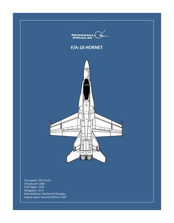 BP FA18 Hornet