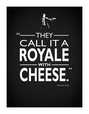Pulp Fiction - With Cheese