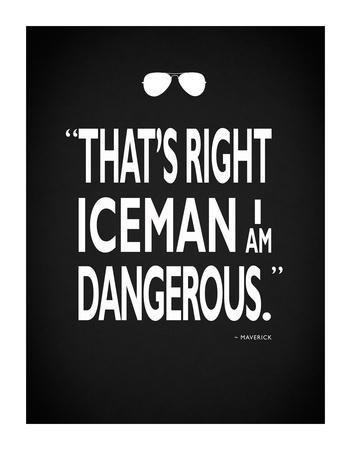Top Gun - I Am Dangerous
