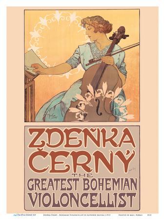 Zdenka Cerný - The Greatest Bohemian Violoncellist