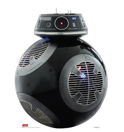Star Wars VIII The Last Jedi - BB-9E™