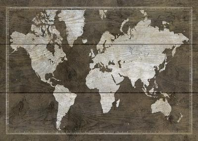 Timber World Map