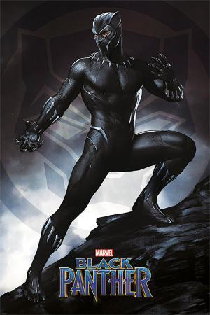 Black Panther - Stance