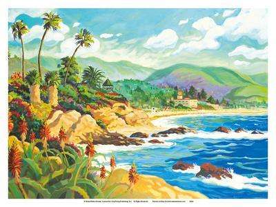 In Love with Laguna Beach - California - Seaside Ocean View