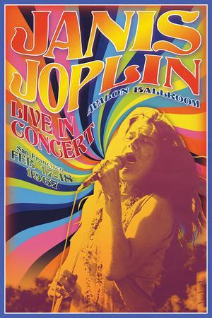 Janis Joplin - Concert