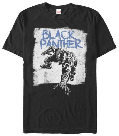 Black Panther - In Grunge