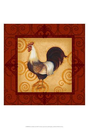 Decorative Rooster II