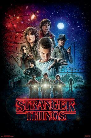 Stranger Things - One Sheet