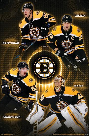Boston Bruins Team Print At Allposters Com