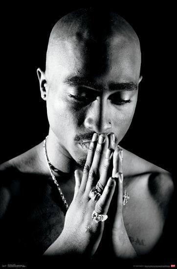 Image result for tupac praying poster