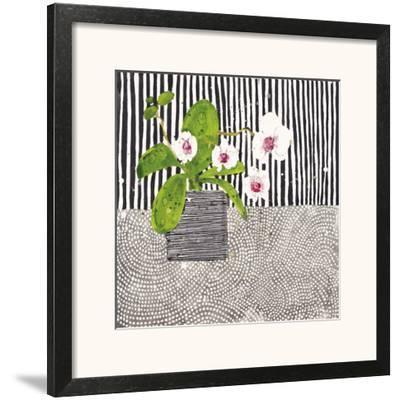 Orchid Mosaic I