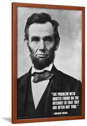 Lincoln Internet Quote Posters At Allposterscom