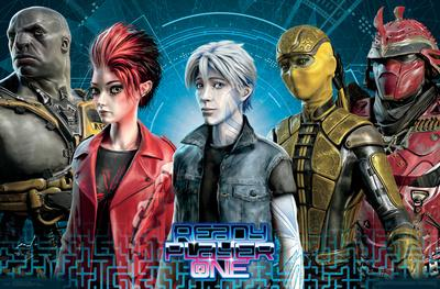 Ready Player One - Group