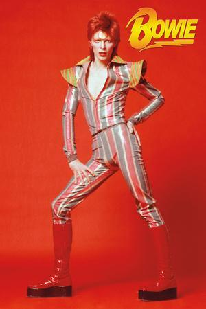 David Bowie - Glam