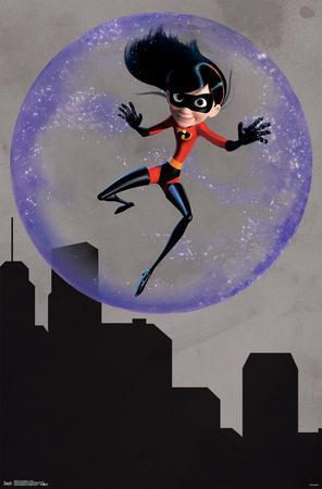 The Incredibles 2 - Violet