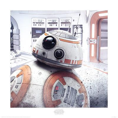 Star Wars: The Last Jedi - BB-8 Peek