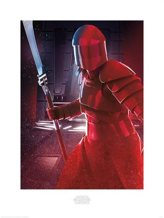 Star Wars: The Last Jedi - Elite Guard Blade