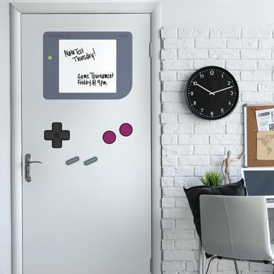 Nintendo Gameboy Dry Erase Wall Decals