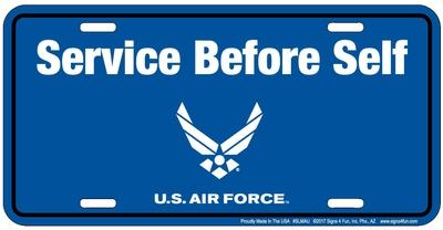 Air Force Service Before