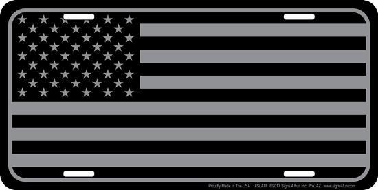 Tactical American Flag Tin Sign at AllPosters.com 14927c084312