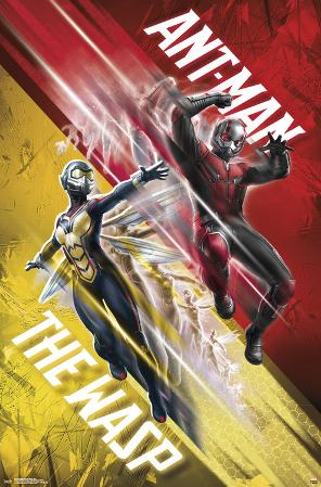 Ant-Man and the Wasp - Duo
