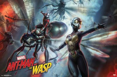 Ant-Man and the Wasp - Flight