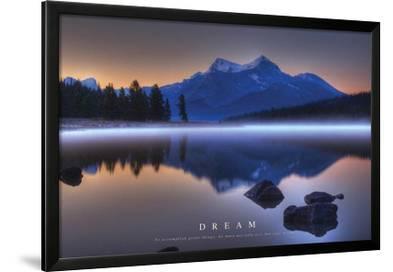 Dream - Mountains Landscape