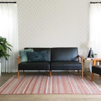 Wheels Mist Self-Adhesive Wallpaper