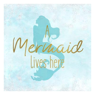 A Mermaid 1