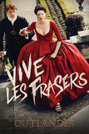 Outlander - Vive Les Frasers