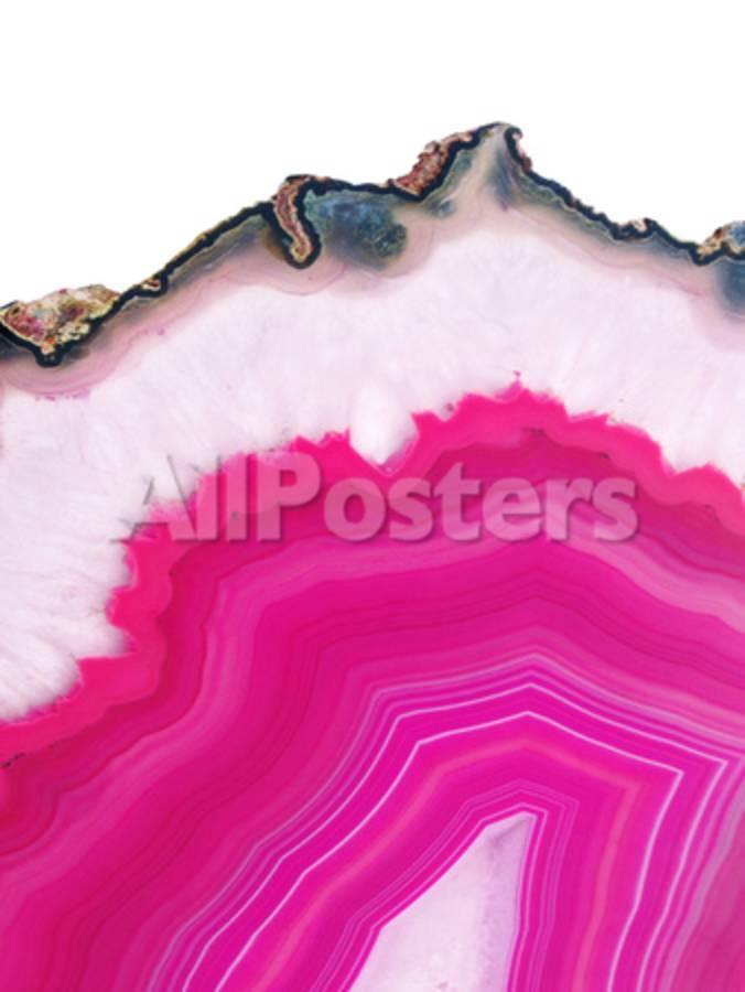 framed agate slices.htm pink agate slice prints by emanuela carratoni at allposters com  pink agate slice prints by emanuela
