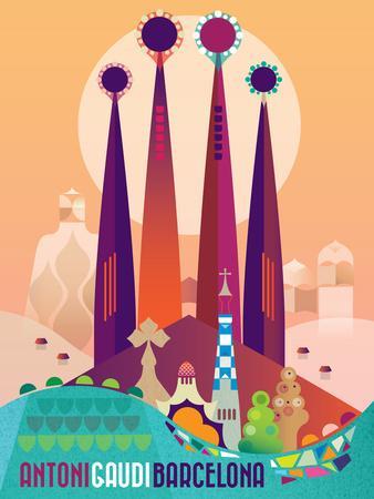 Barcelona Gaudi Spain