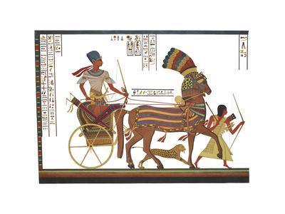 Egyptian Monuments - Rhamsès III
