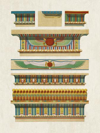 Egyptian Treasures - Decor