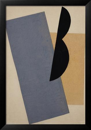 Composition (Blue-Yellow-Blac)