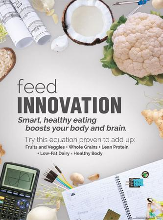Feed Innovation Poster