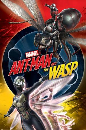 Ant-Man & The Wasp - Unite