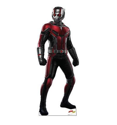 Ant-Man and the Wasp - Ant-Man - Mini Cutout included