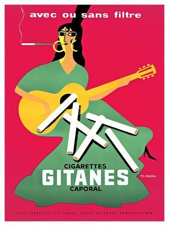 Gitanes / Cigarettes Caporal