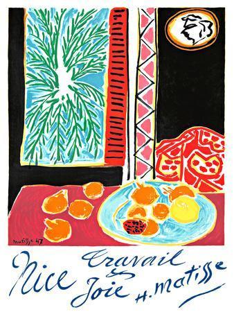 Nice / Travail & Joie / Work & Joy, Matisse, 47